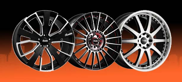 New 2010 Wheel Range Now Available