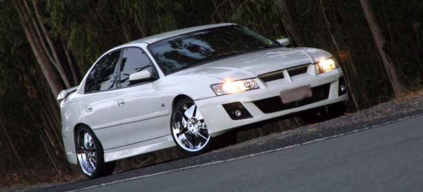 Holden VZ Commodore
