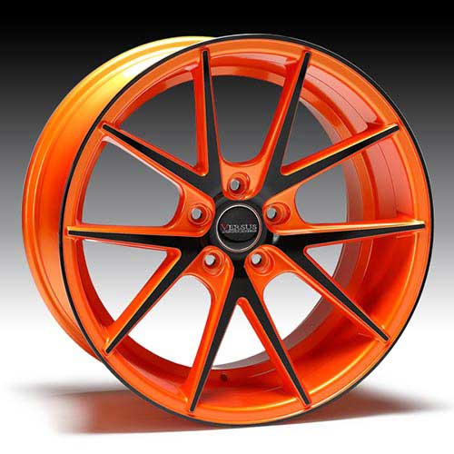 Talon Pearl Orange