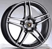 OX Wheel - 603 Hyper Black