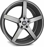 SSW Performance Wheels - E106 Stella II Gunmetal