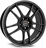 SSW Performance Wheels - S093 Spider Matt Black