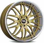 SSW Performance Wheels - S075 Raptor Gold