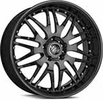 SSW Performance Wheels - S075 Raptor Black