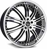 SSW Performance Wheels - S076 Phantom