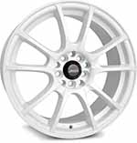 SSW Performance Wheels - S154 Challenge White
