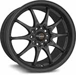 SSW Performance Wheels - S200 Rotate Black