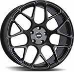 SSW Performance Wheels - S242 Forza Black
