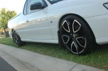 Alloy Wheels Holden VZ Ute  20in