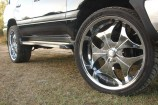 Alloy Wheels Toyota Landcruiser  G2 118 24in