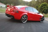 Alloy Wheels Holden HSV  Advanti Inferno 22in