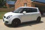 Alloy Wheels Suzuki Swift  Enkei Klamp 17in