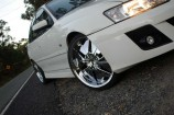Alloy Wheels VZ Commodore  20in