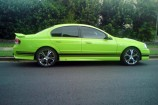 Alloy Wheels Ford XR8  Advanti Medusa
