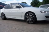 Alloy Wheels Holden Commodore  Osaka Zero 20in