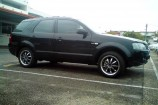 Alloy Wheels Ford Territory  Osaka Phantom Black