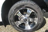 Alloy Wheels Holden Rodeo DX  Allied Wasp Black 15