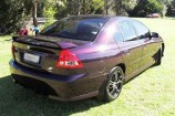 Alloy Wheels Commodore VYII S  17in