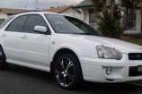 Alloy Wheels Subaru Impreza MY04  Advanti Medusa 17in
