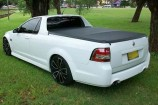 Alloy Wheels Holden VE Ute MY09  Advanti Tourer Black 22in