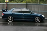 Alloy Wheels 2004 Mitsubishi Lancer CH  Advanti 18in