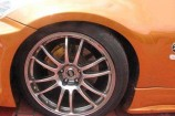 Alloy Wheels 2003 Nissan 350Z Z33  Enkei GTC01 19in