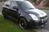 Alloy Wheels 2007 Suzuki Swift RS415  17in