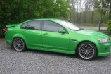 Alloy Wheels 2007 Commodore VE SV6  Advanti Vienna 20in
