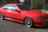 Alloy Wheels BA Falcon MkII XR8  Advanti Vienna 19in