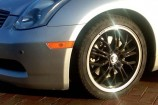 Alloy Wheels Nissan Skyline V35 350GT  Advanti Vienna