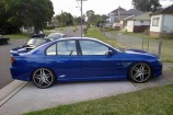 Alloy Wheels Commodore VZ SS  XHP Dirty Dog 20in