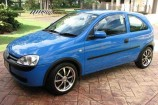 Alloy Wheels Holden Barina MY03  Advanti Apollo 16in