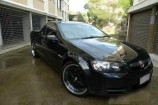 Alloy Wheels Holden VE Ute 2008  Versus 1011 Deep dish