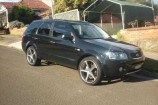 Alloy Wheels Ford Territory SY TX AWD  Advanti Gauntlet Silver 22in
