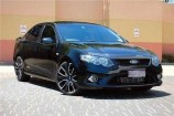 Alloy Wheels 2009 Ford XR6 Turbo  Advanti Tourer Black 20in
