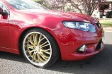 Alloy Wheels Ford FG XR6 Ute  Advanti Vienna Gold 20in