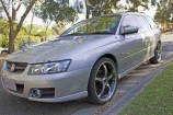 Alloy Wheels Commodore VZ MY07 SVZ  Koya Endless 20in