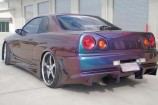 Alloy Wheels 2000 Nissan Skyline R34  Koya Inox R1 20x10