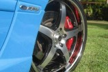 Alloy Wheels 2007 BF Falcon FPV   Koya Inox R1 20in