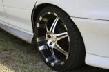 Alloy Wheels VT Commdore  Osaka Sparks 19in