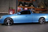 Alloy Wheels Falcon Ute BA Mk II XR6  XHP Jet Black 19in