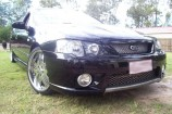 Alloy Wheels 2003 Falcon BA FPV GT-P  XHP Shoreline Chrome 19in
