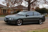 Alloy Wheels 2002 Holden Calais VY  XHP Saber Chrome 18in
