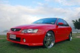 Alloy Wheels Commodore SS VY II  XHP Shoreline Chrome 20in