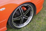 Alloy Wheels Ford XR6  Vertini Fairlady Silver 20in