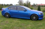 Alloy Wheels VE Commodore MY09  Koya Passion 20in