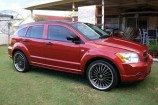 Alloy Wheels 2006 Dodge Caliber PM SX  Equus Geneva 20in