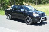 Alloy Wheels Toyota Hilux SR5 MY07  Osaka Mannus 20in