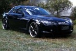Alloy Wheels Mazda RX-8 Series 1 MY08  Vertini McLaren 20in