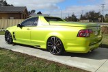 Alloy Wheels Holden Maloo Ute  Advanti Tourer Black 22in